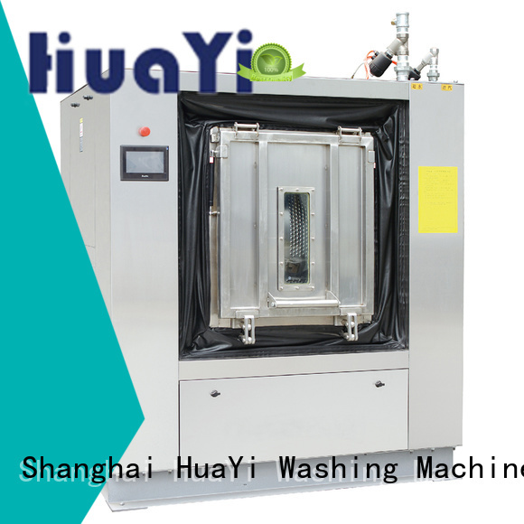 laundry washer at discount for military units HuaYi