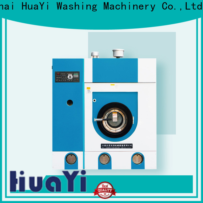HuaYi accurate commercial laundry equipment directly sale for industry