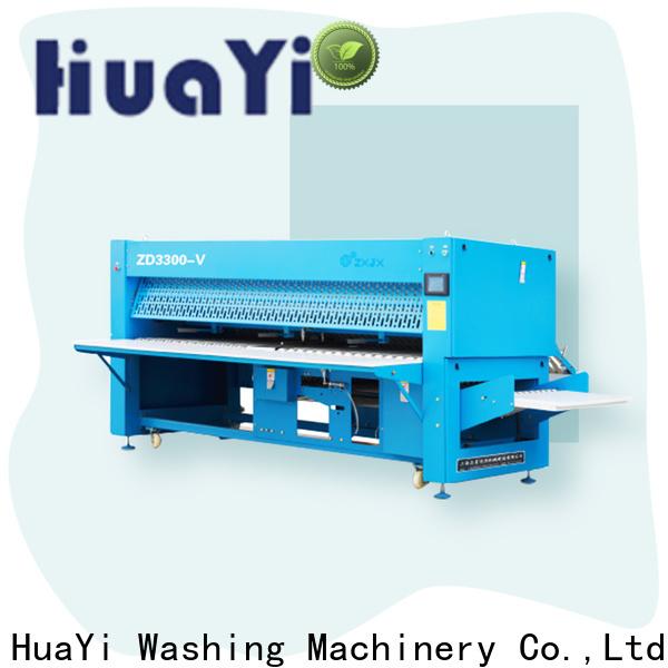 folding laundry folding machine factory price for school