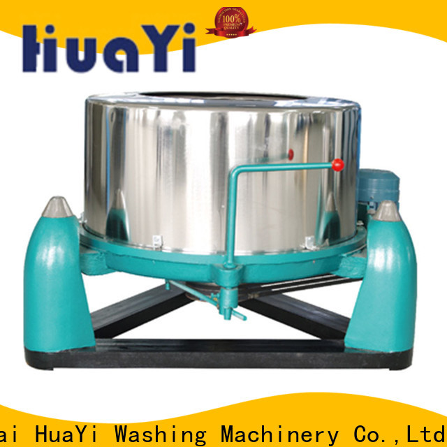 HuaYi commercial laundry washer supplier for washing industry