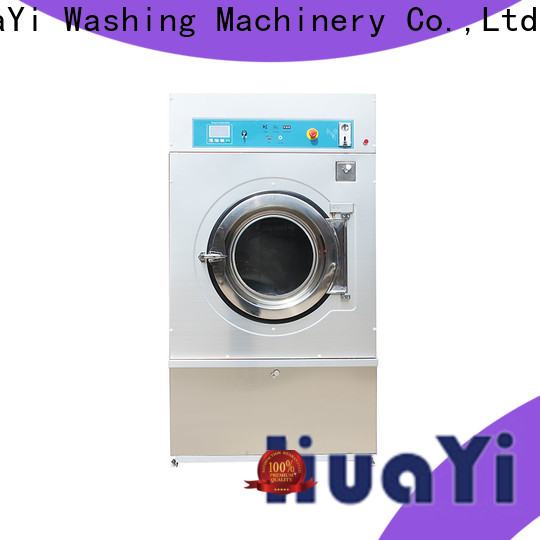 HuaYi coin washer and dryer directly sale for social welfare homes
