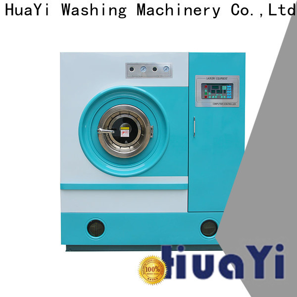 HuaYi dry cleaning washing machine directly sale for hospital