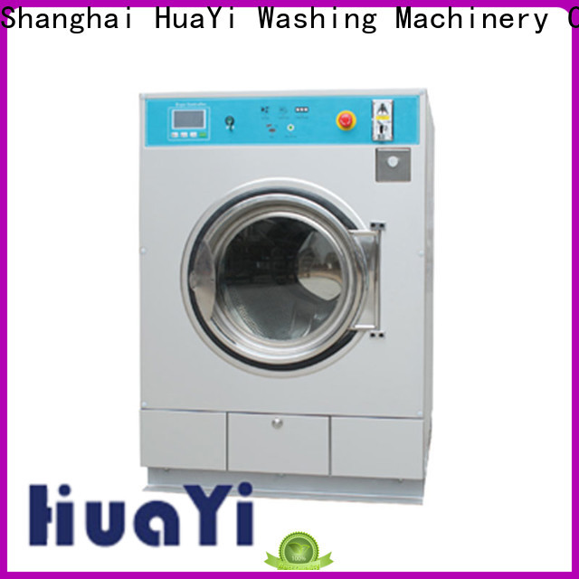HuaYi corrosion resistance laundry dryer machine customized for shop