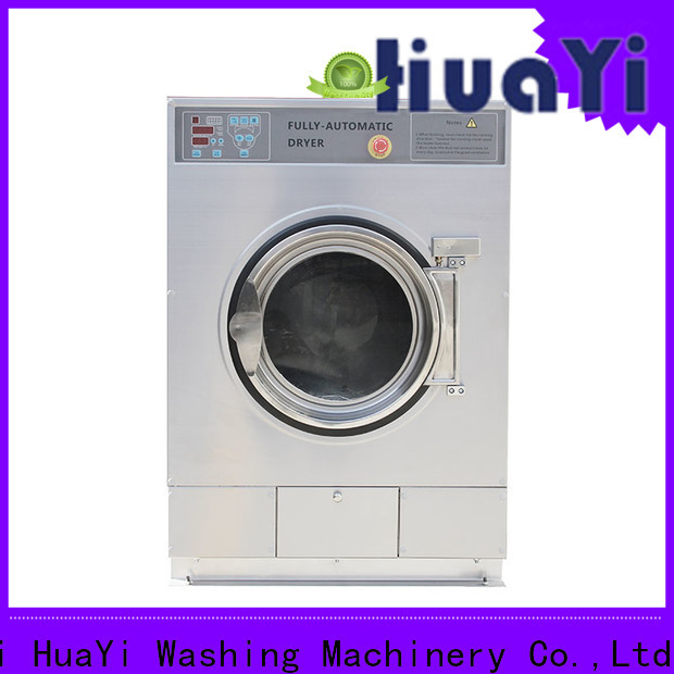 HuaYi professional industrial washer and dryer directly sale for social welfare homes