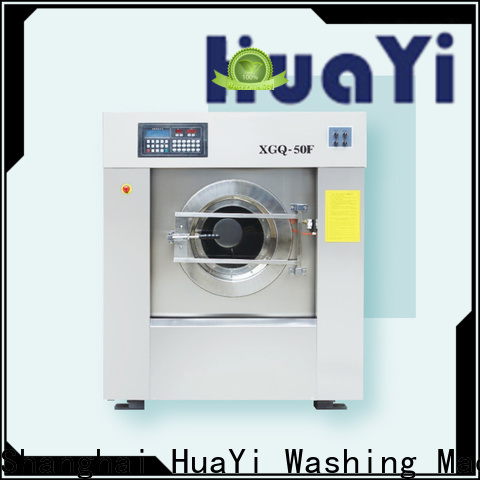 industrial laundry equipment factory price for hospital
