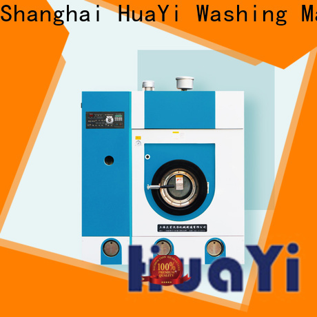 professional dry cleaning equipment manufacturer for industry