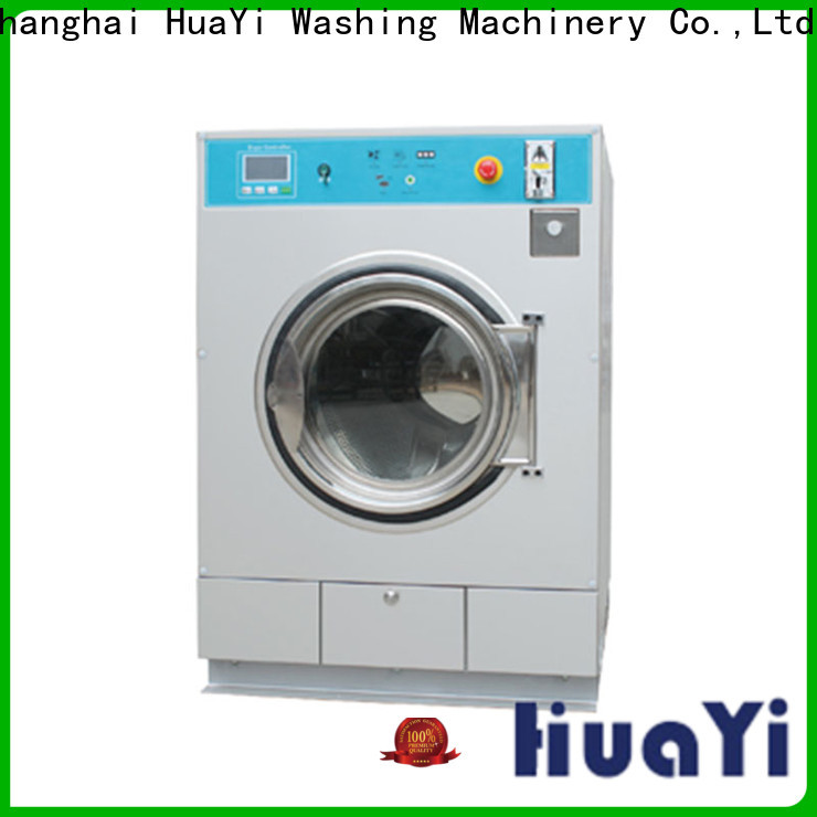 HuaYi safe laundry equipment factory price for hospital