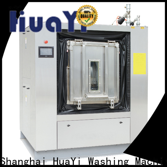 HuaYi industrial laundry washer directly sale for restaurant