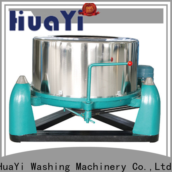 HuaYi laundry equipment factory price for washing industry