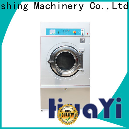 high efficiency washing machine and dryer promotion for social welfare homes