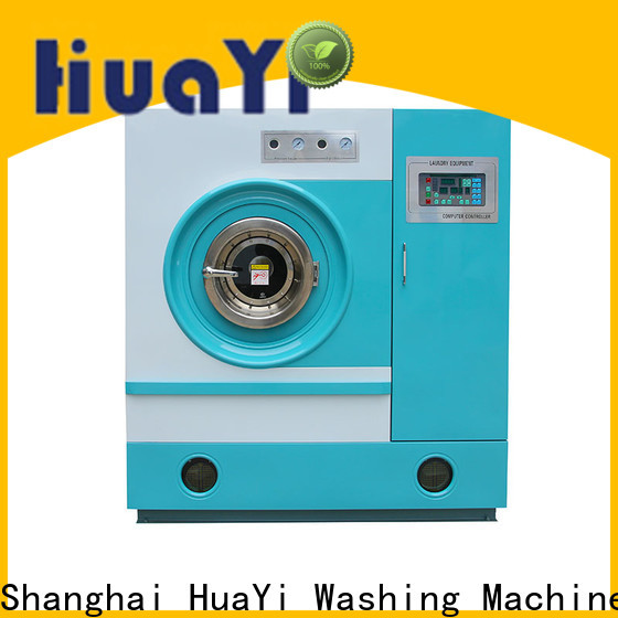 HuaYi dry cleaning equipment directly sale for hotel