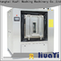 HuaYi low noise fully automatic washing machine factory price for restaurant