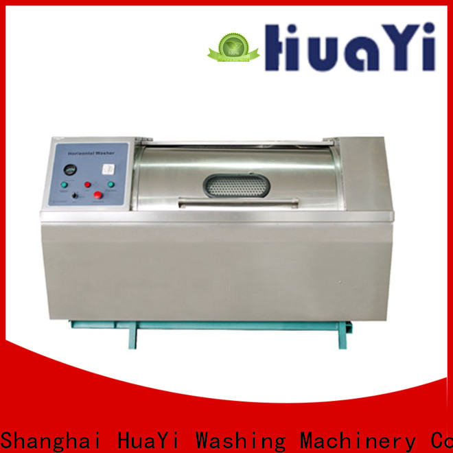 HuaYi automatic laundry washer factory price for hotel