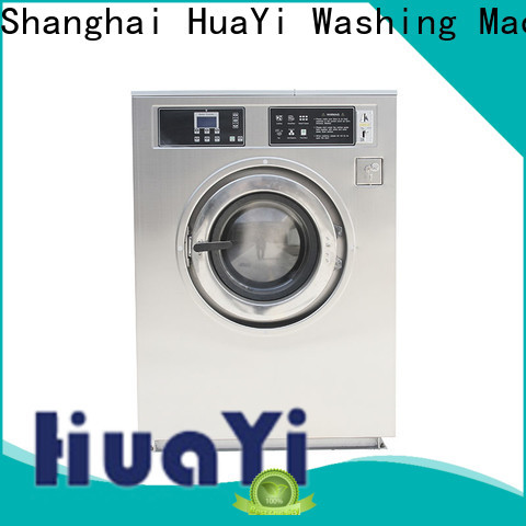 HuaYi good quality washing machine and dryer online for shop