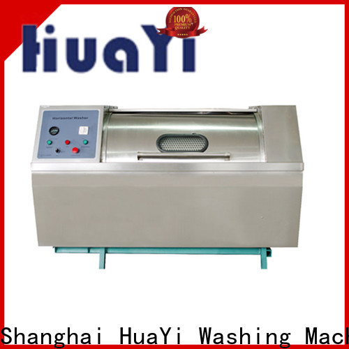 HuaYi commercial laundry machine supplier for restaurant