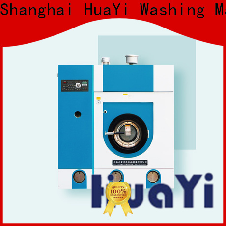 HuaYi dry cleaning equipment from China for industry