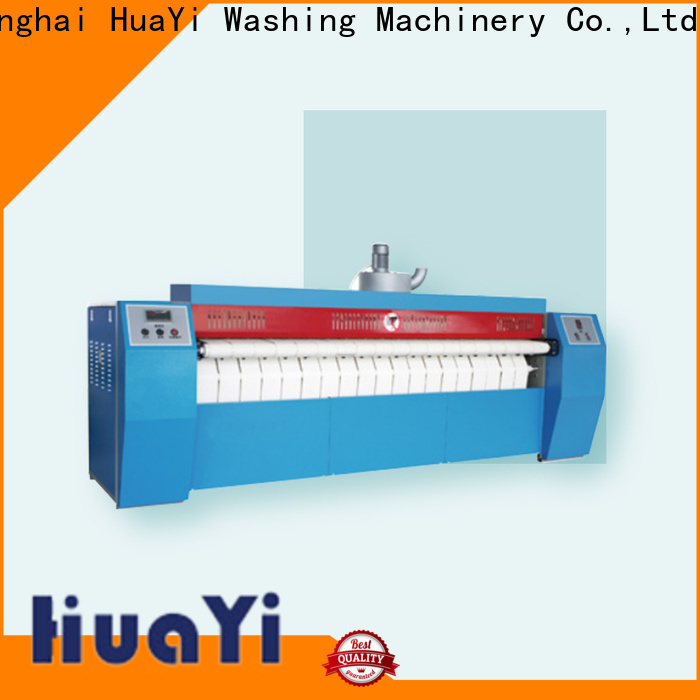 durable industrial ironing machine at discount for hotel