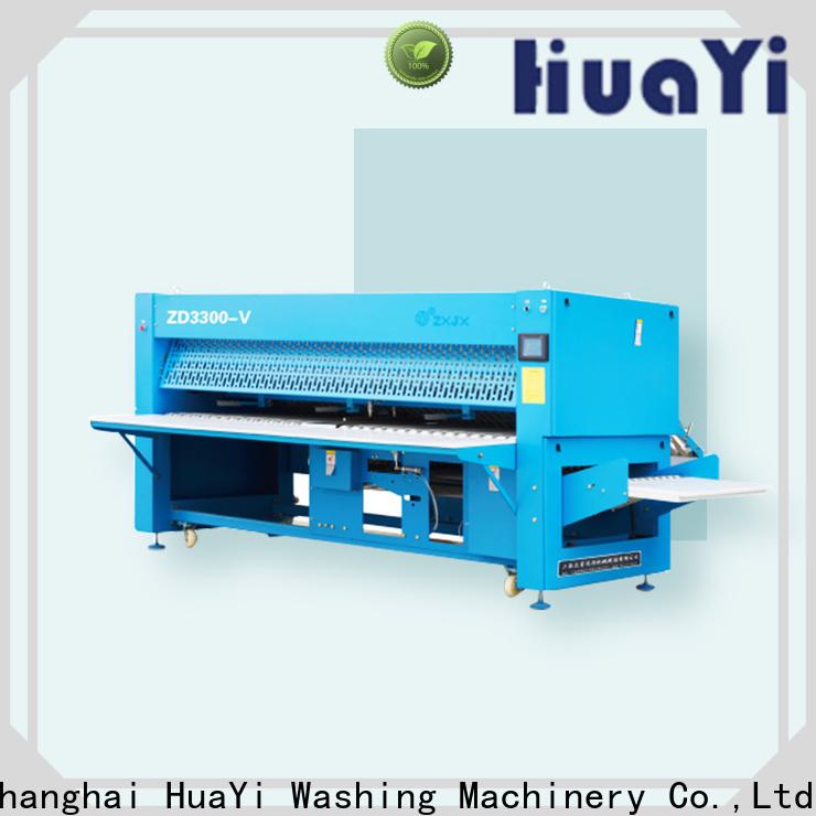 HuaYi automatic laundry folder manufacturer for hospital