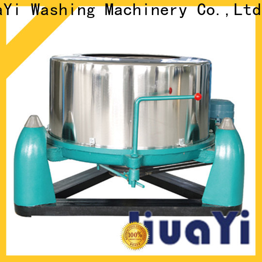 HuaYi low noise commercial washer supplier for washing industry