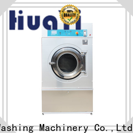 HuaYi high efficiency commercial washer and dryer online for social welfare homes