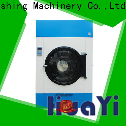 HuaYi energy saving laundry equipment customized for baths