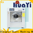 HuaYi low noise washing machine size promotion for hotel