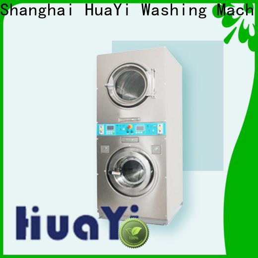 HuaYi high efficiency coin washing machine online for hotels