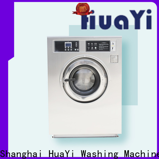 HuaYi industrial laundry machine supplier for restaurant