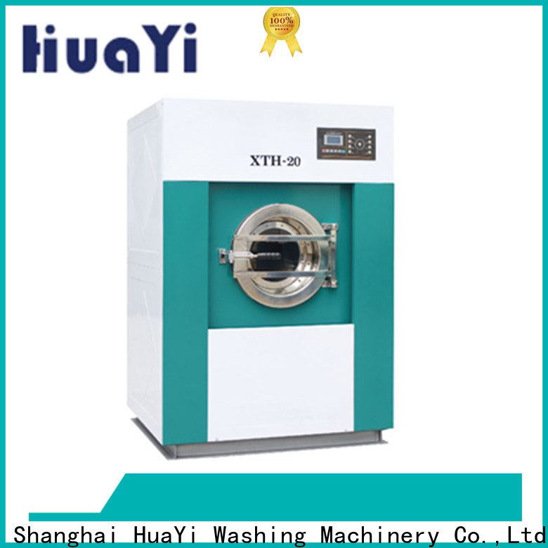 HuaYi washing extractor promotion for hospital