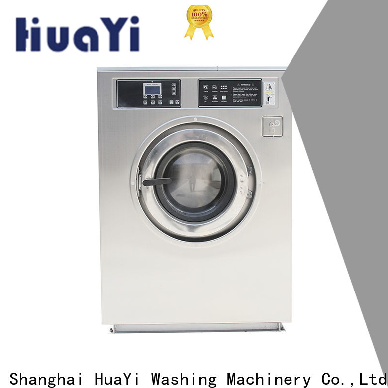 good quality coin operated laundry supplier for residential schools