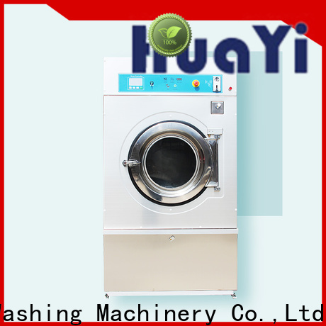 HuaYi corrosion resistance laundry equipment on sale for shop