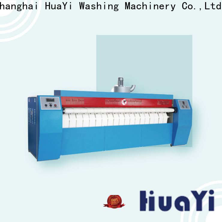 high efficiency industrial ironing machine factory price for hotel