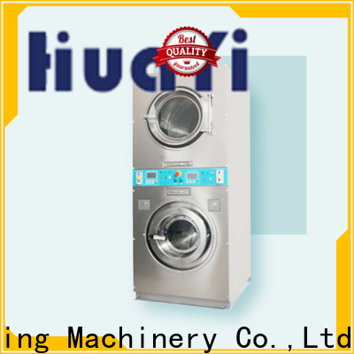high efficiency industrial washer and dryer promotion for social welfare homes