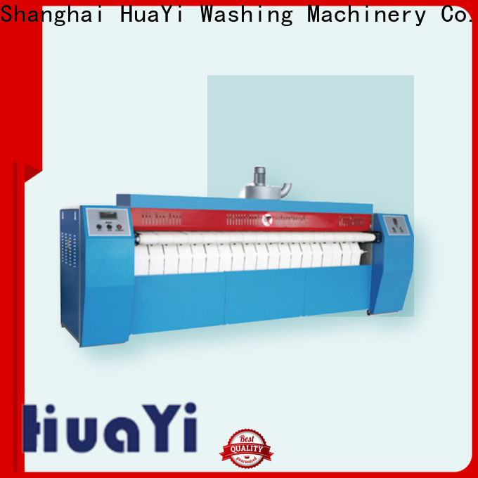 HuaYi flatwork ironer at discount for hotel