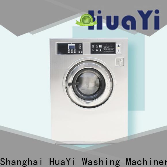 HuaYi energy saving laundry machine promotion for hospital
