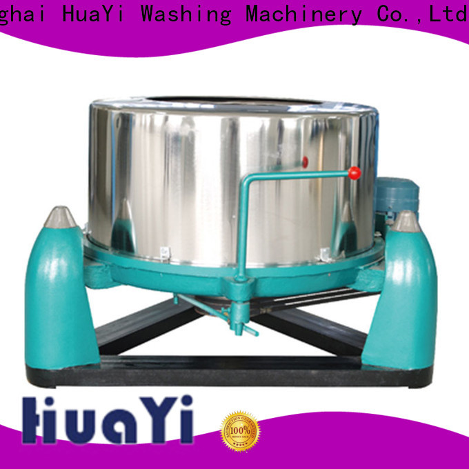 HuaYi automatic laundry machine price supplier for restaurant