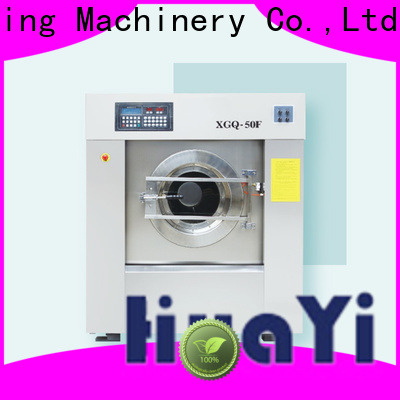 industrial laundry washing machine supplier for guest house