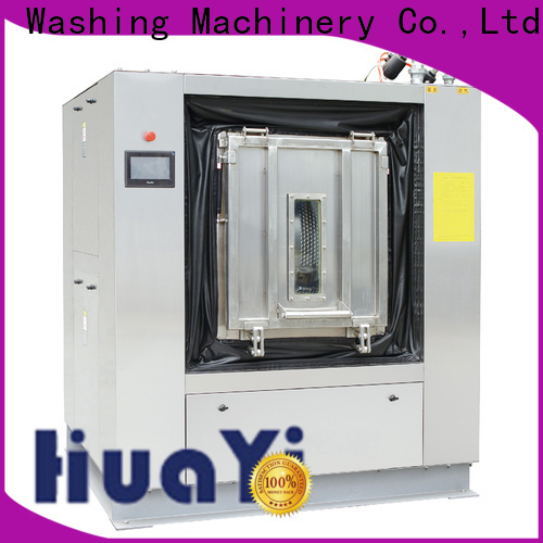 HuaYi low noise laundry washer supplier for washing industry