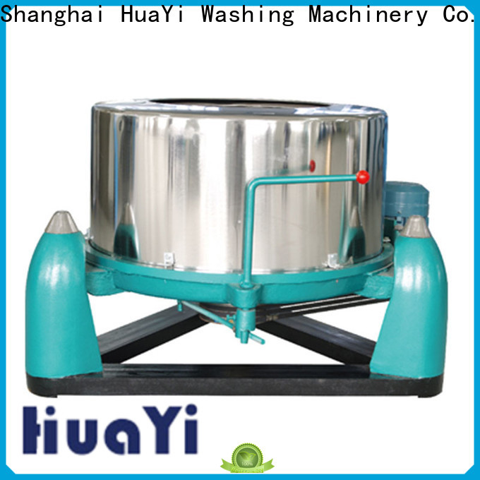 HuaYi automatic commercial washing machine supplier for washing industry