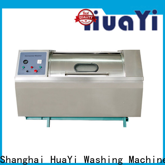 HuaYi commercial commercial washing machine directly sale for hotel