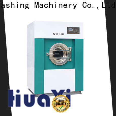 HuaYi commercial washer at discount for washing industry