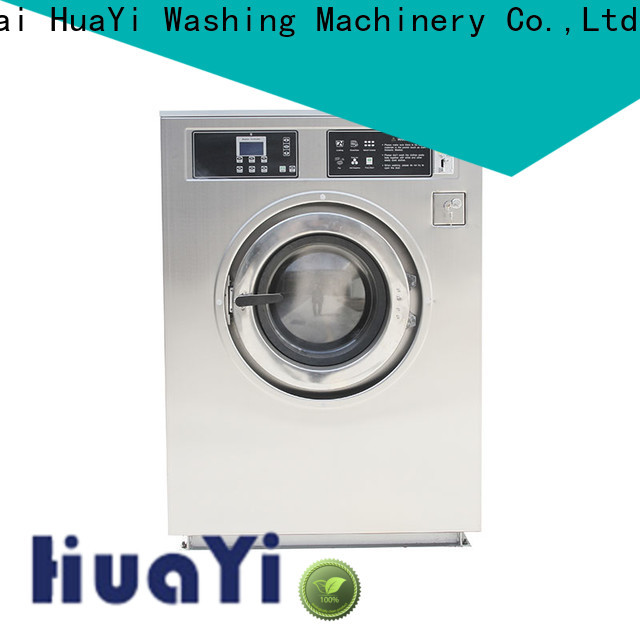 HuaYi coin operated laundry directly sale for baths