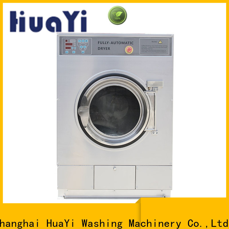 HuaYi coin washer and dryer directly sale for shop
