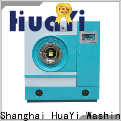HuaYi convenient laundry equipment wholesale for industry