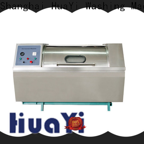 HuaYi laundry washing machine factory price for guest house