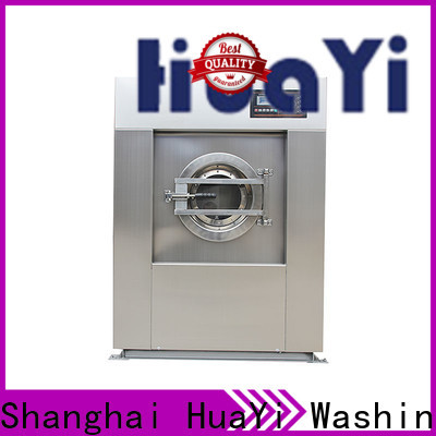HuaYi low noise laundry machine price promotion for military units