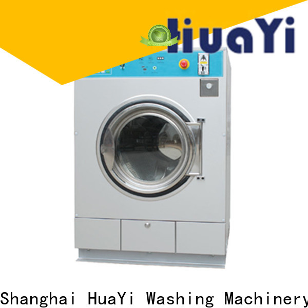 HuaYi washer dryer sale supplier for hotel