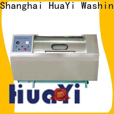 HuaYi laundry machine price at discount for military units