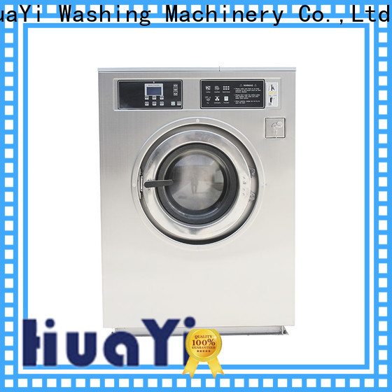 HuaYi washing machine with dryer online for residential schools