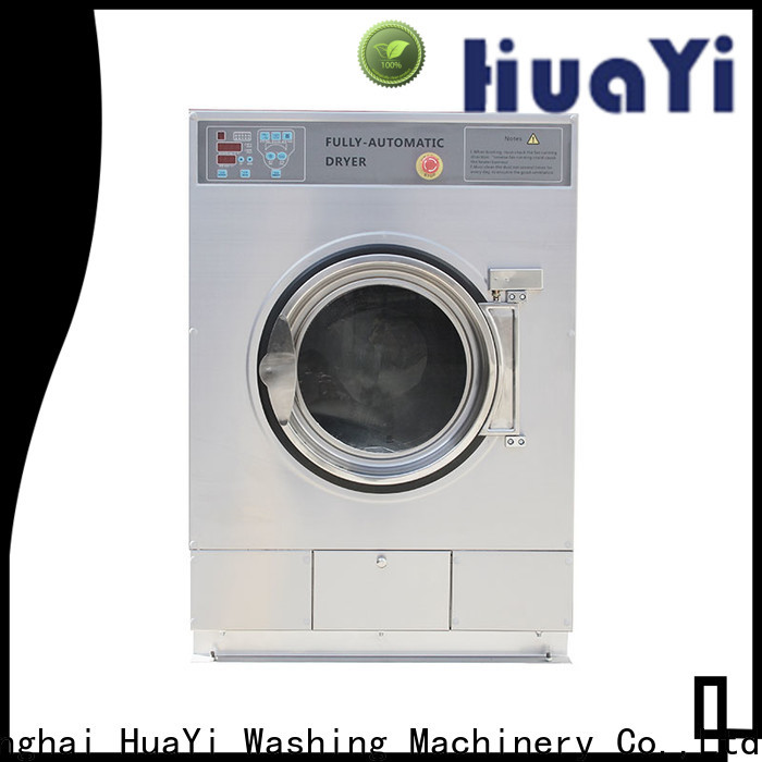 HuaYi professional washing machine with dryer supplier for shop